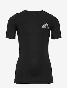 TECHFIT T-Shirt - short-sleeved t-shirts - black/refsil
