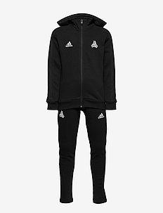 JB T TRACKSUIT - trainingsanzug - black/white