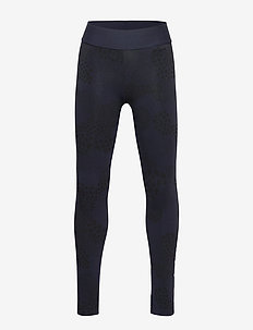 JG MH GRA TIGHT - leggings - legink/black/white