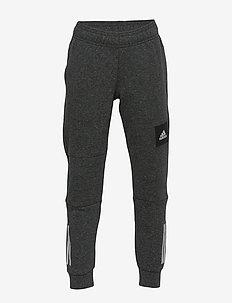 JB A MHE PANT - jogginghosen - blckme