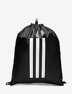 3-Stripes Gym Sack - trainingstassen - black/black/white