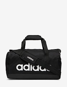 LIN DUFFLE XS - sports tasker - black/black/white