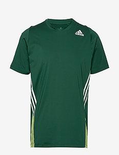FL 3S+ TEE - t-shirts - cgreen