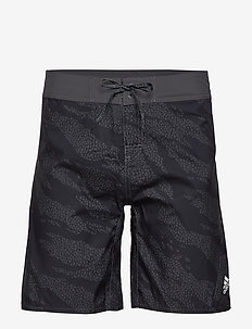 P.BLUE SH TECH - swim shorts - black