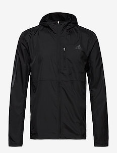 OWN THE RUN JKT - training jackets - black