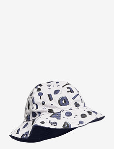 INF BUCKET HAT - DSHGRY/TECIND/DSHGRY
