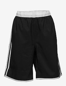 YB 3S SHORTS - badehosen - black