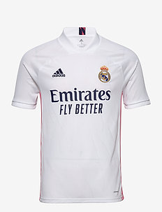 Real Madrid Men's Home Jersey - football shirts - white