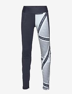 JG TR ASK TIGHT - leggingsit - skytin/legink/skytin