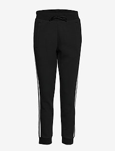 W MH PT DK 3S - pants - black/white