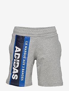 LB UR KN SHORT - shorts - mgreyh