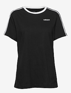 3S ESS BOYF T - t-shirty - black