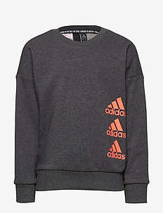 JG MH CREW - sweatshirts - dgreyh/sigcor
