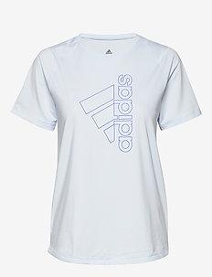 TECH BOS TEE - t-shirts met logos - skytin/globlu
