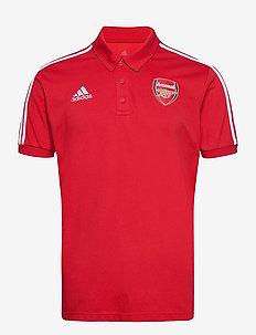 AFC 3S POLO - koszulki polo - scarle