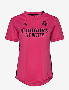 Real Madrid Women's Away Jersey - football shirts - sprpnk