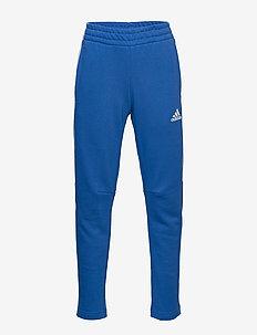 YB MH 3S TIRO P - joggings - blue/white