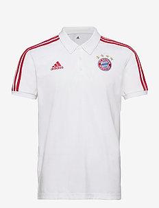 FCB 3S POLO - paidat - white/fcbtru