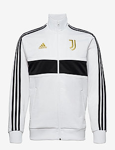 JUVE 3S TRK TOP - sweatshirts - white/black/pyrite