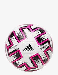 UNIFO CLB - voetbaluitrusting - white/black/shopnk