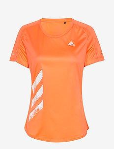 RUN IT TEE 3S W - t-shirts - ambtin