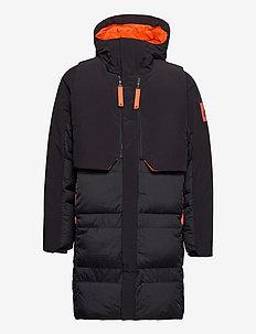MYSHELTER C.R. - outdoor- & regenjacken - black/orange