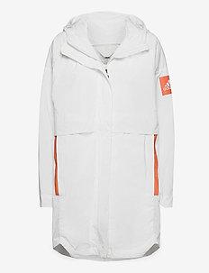W MYSHELTER W.R - outdoor & rain jackets - cwhite