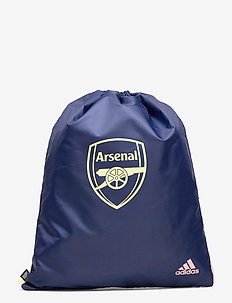 Arsenal Gym Sack - training bags - tecind/glopnk/yeltin