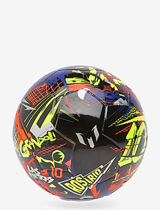 MESSI MINI - fotbollsutrustning - royblu/black/syello/s