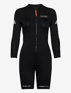 W ZNE SpS A.RDY - toppe og t-shirts - black