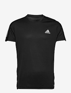 Own the Run Tee - t-shirts - black