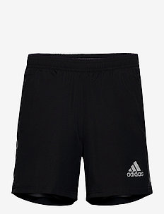 OWN THE RUN SHO - treenishortsit - black/gresix