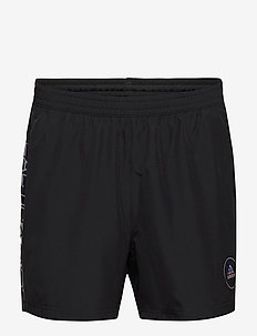 OWN THE RUN SHO - training korte broek - black
