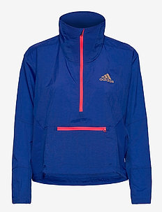 ADAPT JACKET W - training jackets - royblu