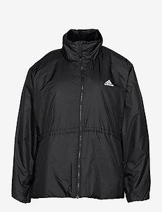 BSC 3-Stripes Insulated Winter Jacket W - frilufts- og regnjakker - black