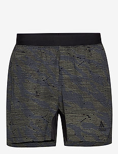TKY CAMO SHORT - training shorts - black