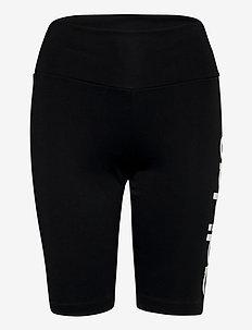 W D2M SHORT TIG - træningsshorts - black/white