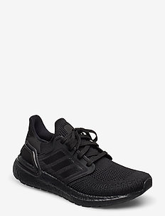 ULTRABOOST 20 W - running shoes - cblack/cblack/solred