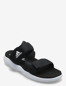 Terrex Sumra Sandals W - hiking sandals - cblack/ftwwht/cblack
