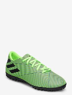 NEMEZIZ 19.4 TF - buty piłkarskie - siggnr/cblack/royblu
