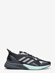 X9000L3 Winter.RDY W - running shoes - cblack/silvmt/gresix