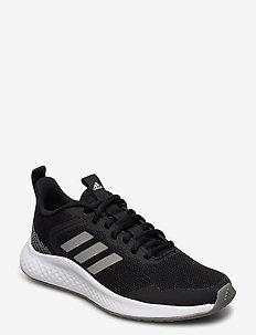 FLUIDSTREET - running shoes - cblack/dovgry/gresix