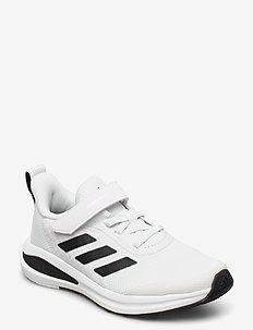 FortaRun EL K - training shoes - ftwwht/cblack/cblack