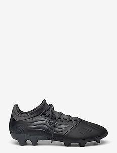 Copa Sense.3 Firm Ground Boots Q3Q4 21 - football shoes - cblack/gresix/gresix