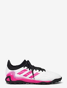Copa Sense.3 Turf Boots - fodboldsko - ftwwht/cblack/shopnk
