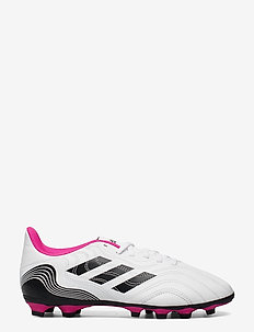 Copa Sense.4 Flexible Ground Boots - football shoes - ftwwht/cblack/shopnk