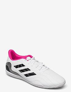 Copa Sense.4 Indoor Boots - fodboldsko - ftwwht/cblack/shopnk
