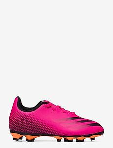 X Ghosted.4 Flexible Ground Boots - schuhe - shopnk/cblack/scrora