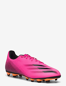 X Ghosted.4 Flexible Ground Boots - football shoes - shopnk/cblack/scrora