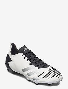 PREDATOR 20.2 FG - football boots - ftwwht/silvmt/cblack